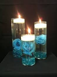 Vases With Flowers And Floating Candles How To Create A Floating Rose Centerpiece Garden Roses Direct