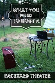What Is A Backyard Garden Best 25 Outdoor Movie Party Ideas On Pinterest Backyard Movie
