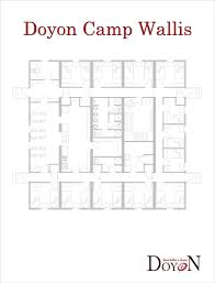 Camp Floor Plans Camp Wallis U2013 Doyon Remote Facilities U0026 Services