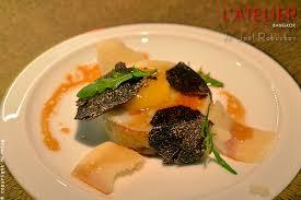 atelier de la cuisine 7 course tasting 7500b l atelier de joel robuchon gallery