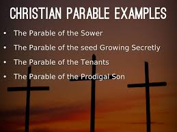 buddhist and christian parables by brock harvieux