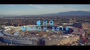 apple campus 2 march 2016 progress update youtube