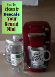 Keurig Descale Light Learn How To Clean A Mini Keurig Brewer Like A Boss