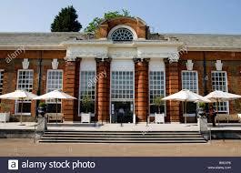 Kensington Pala The Orangery Restaurant In Kensington Palace Gardens London Uk