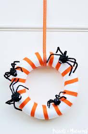 Halloween Wreaths To Make 6 Easy Diy Halloween Wreaths