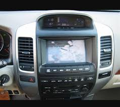 lexus ls430 navigation system update replacing oem nav with non nav climate controls and aftermarket