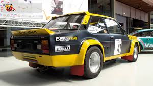 Fiat Abarth 131 Rally 1976 78 by 3dtuning Of Fiat 131 Abarth Coupe 1976 3dtuning Com Unique On