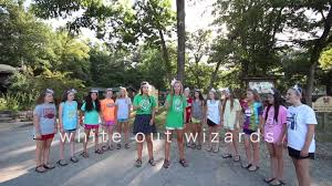 2015 summer camp week 8 the color fun cabins youtube