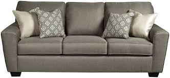 Sofas Sleeper Benchcraft Calicho Contemporary Sofa Sleeper Wayside