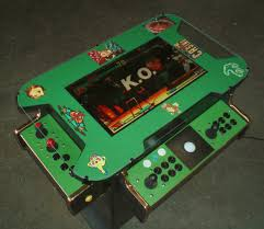 Table Top Arcade Games Arcade Video Game Cabinet Sizes Weights And Uses Aceamusements Us