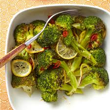 rachael ray roasted broccoli hot sour roasted broccoli rachael ray every day