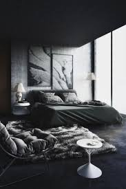 chambre interiors back to black decorating with color schemes