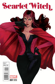 scarlet witch original costume how scarlet witch u0027s new comic uncovers the mystic marvel universe