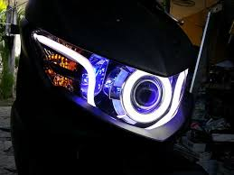 fxmode led motorcycle park signal lights conversion home