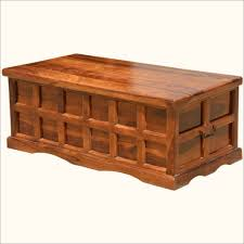 wooden trunk furniture distinctive large sized wooden trunk coffee table