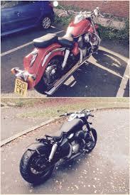 honda 600 shadow bobber by mattias bobber motorcycle pinterest