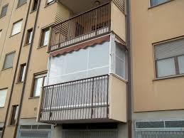 verande balconi foto tende veranda antivento per balconi particolari http www