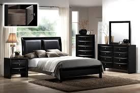 bedroom black queen sleigh set platform king sets bedding canopy