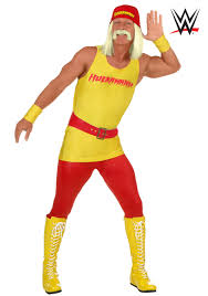 John Cena Halloween Costume Hulk Hogan Costume Men Halloween Costumes