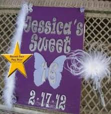sweet 16 sign in book traid sweet 16 candle lighting board sign in book mitzvah