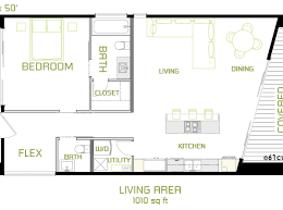 the minimalist small modern house plan 61custom contemporary