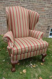 Outdoor Wingback Chair Wing Chairs Collection On Ebay