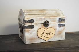wedding card advice white distressed rustic wooden card box rustic wedding card box