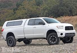 Dodge 1500 Truck Cap - snugtop cab hi truck cap 2009 toyota tundra truckin u0027 magazine