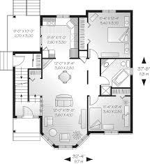 Arnell Multi Family Duplex Plan 032d 0378 House Plans And More 32 X 30 House Plans