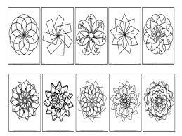 free mandala coloring sheets u2014 fitfru style free mandala