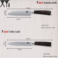aliexpress com buy top rank stainless steel knife chinese xyj