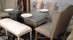 mirror in dining room mirrored dining room table in a small