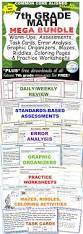 Math 7th Grade Worksheets 190 Best 7th Grade Math Common Core Images On Pinterest Math