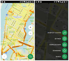 android maps best free offline map apps for android androidpit