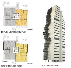residential building plans gallery of beirut observatory accent design 3