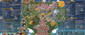 Disney Map Hongkong Tour Day 4 Have Fun At Hongkong Disneyland