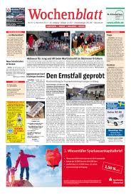 M El Dogern Wohnzimmer Calaméo Wochenblatt Schopfheim