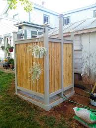 Simple Outdoor Showers - 126 best outdoor showers images on pinterest outdoor showers