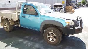 wrecking u2013 2009 mazda bt50 4wd 2961 youtube