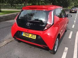 2016 66 toyota aygo x play vvt i 68 bhp 1 0 petrol manual