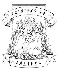 artstation princess of altea faith danielle