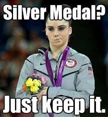 Gymnast Meme - gymnast mckayla memes the dedication of memers captain cynic