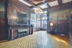 ornate century old townhouse wants to be a mansion again curbed ny