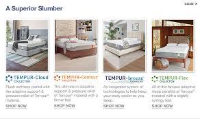 tempur pedic mattresses macy u0027s