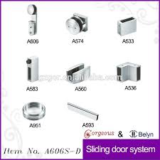 moving shower door sliding door roller parts buy sliding door