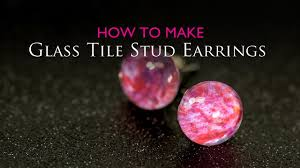 make your own earrings studs how to make your own stud earrings best earring 2017