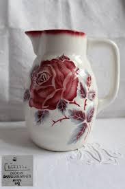 Vaisselle Shabby Chic Best 25 Sarreguemines Vaisselle Ideas On Pinterest Vaisselle