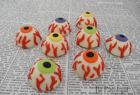 halloween jewelry crafts eyeball candy fun family crafts
