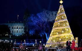 American Flag Christmas Lights U S Embassy In Sweden