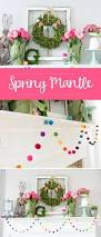 Diy Summer Decorations For Home Best 25 Summer Mantle Decor Ideas On Pinterest 4th Of July